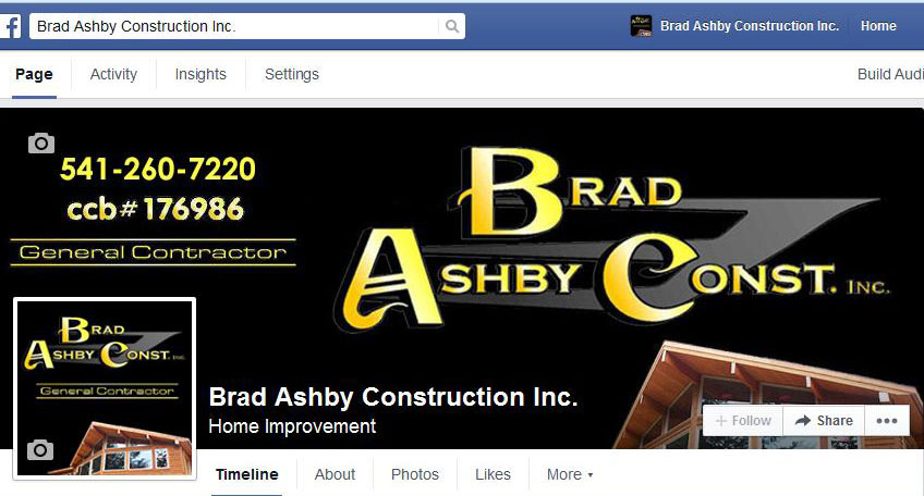 Brad Ashby Construction