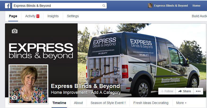 Express Blinds & Beyond