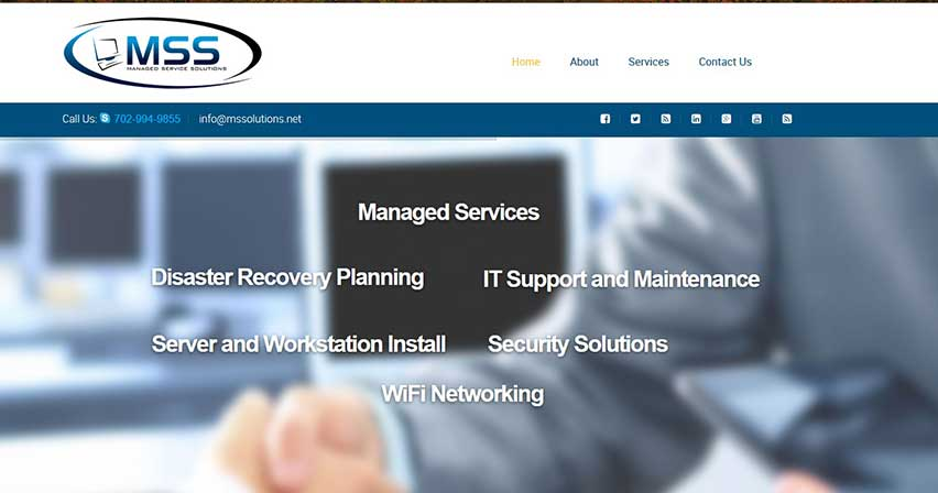 Managed Sevice Solutions